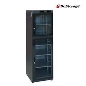 【Dr.Storage】雙層大容量防潮箱C20-300 (微電腦旗艦機種)