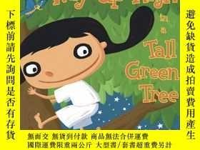 二手書博民逛書店Way罕見Up High in a Tall Green TreeY362136 Jan Peck Jan P