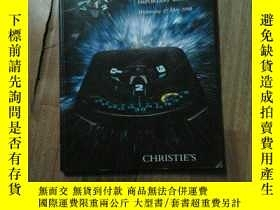 二手書博民逛書店香港佳士得拍賣會罕見IMPORTANT WATCHES 2009