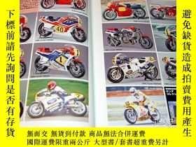 二手書博民逛書店RARE罕見HONDA NS500 NSR500 1982‐1986 Photo Collection book