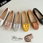 包鞋.棉花糖朵結超軟包鞋(白、棕、黑)-FM時尚美鞋-訂製款. Focus