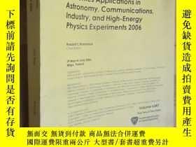二手書博民逛書店Photonics罕見Applications in Astronomy ,Communications Indu