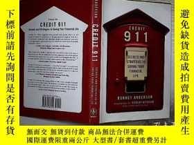 二手書博民逛書店CREDIT罕見911Y203004