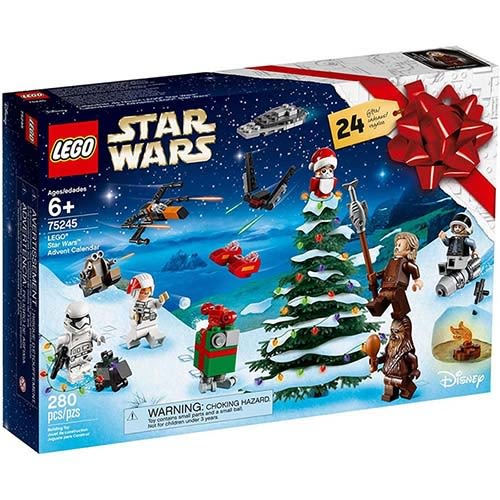 樂高積木 LEGO 2019《 LT75245  》LEGO® Star Wars™ Advent Calendar 聖誕倒數月曆