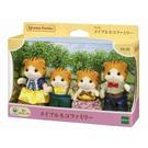 日本 EPOCH森林家族 楓糖貓家族 EP14430 原廠公司貨