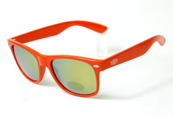 B-Philosophy超輕質繽紛馬卡龍框高科技彩銀片復古Ray Ban款韓星最愛太陽眼鏡 ~型號C6223