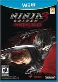 WiiU 忍者外傳 3:利刃邊緣(美版代購)