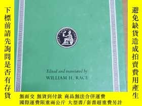 二手書博民逛書店洛布叢書:pindar罕見olympian odesY367822 略 略 出版1997