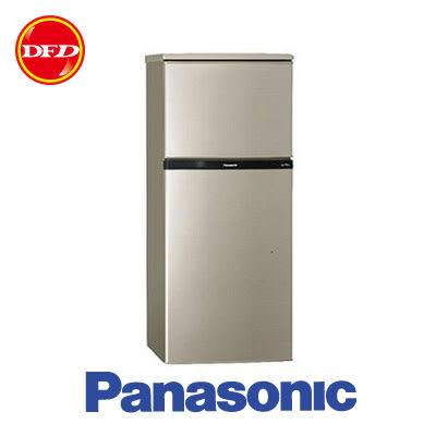 (預購)Panasonic 國際牌 NR-B139TV-R 雙門變頻冰箱 130公升 運費另計(需加購) 公司貨