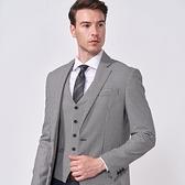 SST&C 男裝 黑白格紋單西外套 | 0612009002