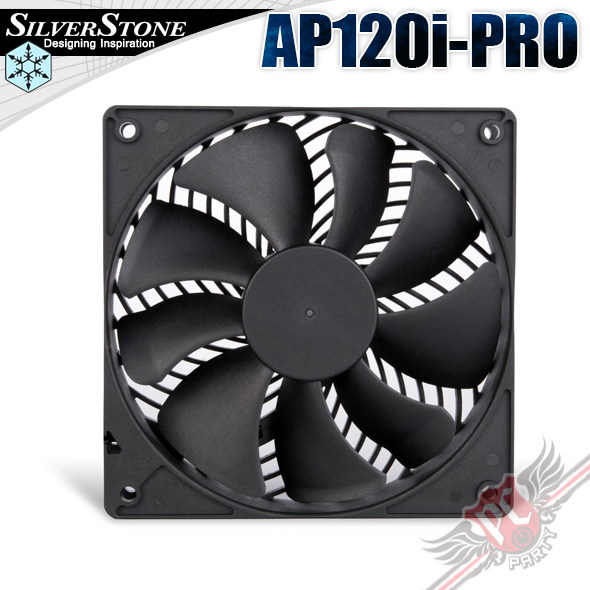 [ PC PARTY ] 銀欣 SilverStone Air Penetrator 120i PRO 風壓風扇