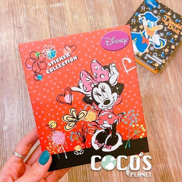 迪士尼相本 米老鼠 米妮 拍立得相本 相片收集冊 相簿 健保卡 金融卡 收納本 COCOS H60