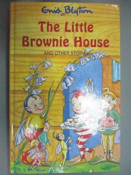 【書寶二手書T1/原文小說_OER】The little brownie house and other stories