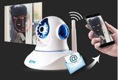 家用智能網絡遠程監控無線攝像頭DLL15414『黑色妹妹』