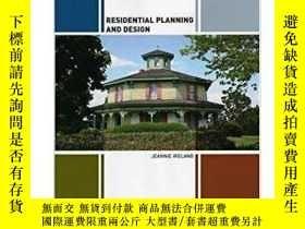 二手書博民逛書店Residential罕見Planning and Design