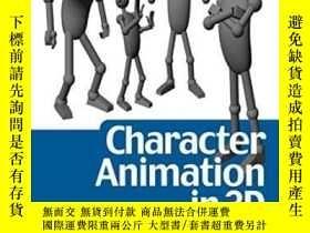 二手書博民逛書店Character罕見Animation In 3d,Y255562 Steve Roberts Focal