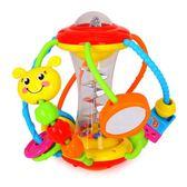 健兒玩具球寶寶益智球類搖鈴嬰兒手抓球3-6-12個月一歲 快速出貨 全館八折