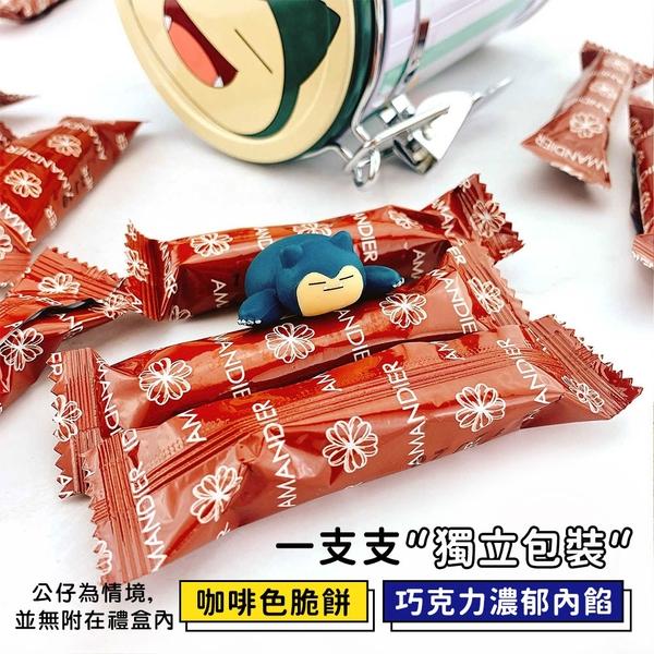 【愛不囉嗦】寶可夢 迷你捲心酥禮盒