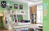 【大熊傢俱】Bb 710 雙層床 子母床 兒童床 三層床 上下床 青少年床 兒童家具 組合床 梯櫃床 拖床