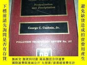 二手書博民逛書店removal罕見of metals from wastewat