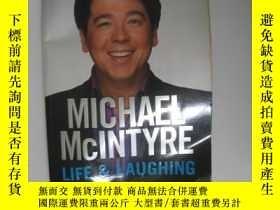 二手書博民逛書店Michael罕見McIntyre : Life& Laughing My StoryY12014 Micha