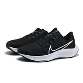 NIKE 休閒鞋 ZOOM PEGASUS 38 小飛馬 黑 白 慢跑鞋 訓練 女 (布魯克林) CW7358-002
