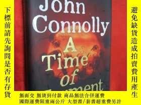 二手書博民逛書店A罕見Time of Torment: A Charlie Pa