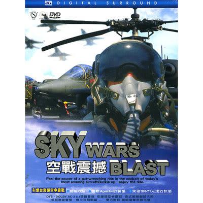 DTS空戰震撼DVD