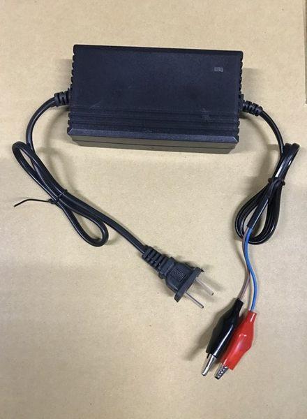 鉛酸電池智能充電器 2A快速充電 電瓶充電器 電瓶 充電器 通用型 12V 電瓶 110V轉12V