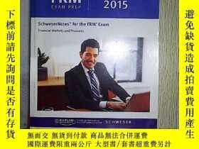 二手書博民逛書店FRM罕見2015 Part I Book 3 2015.Y20