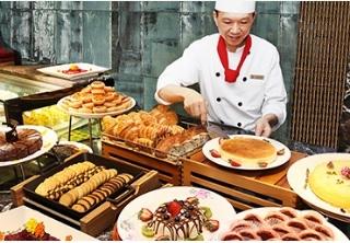 王朝大酒店 SUNNY BEFFET 自助午晚餐券
