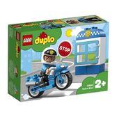 樂高LEGO DUPLO 警察摩托車 10900 TOYeGO 玩具e哥