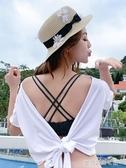 【法式輕薄美背】無鋼圈超聚攏款性感夏天季內衣女大胸顯小文胸罩 【雙十二免運】