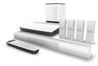 經典數位~美國品牌BOSE LifeStyle 650白色限量版 5.1聲道家庭劇院 Wi-Fi藍牙~僅限一組