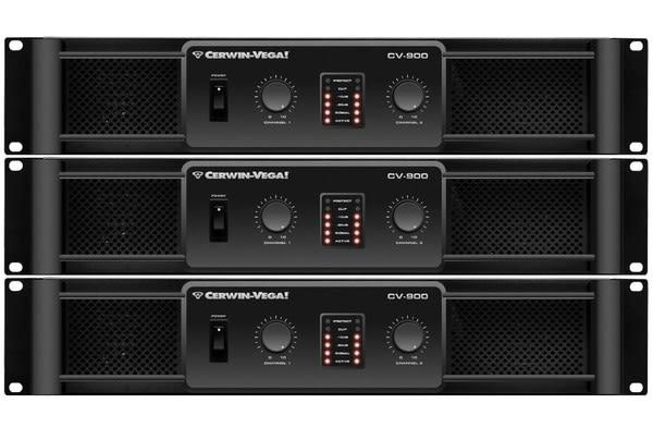 專業舞台音響 CERWIN-VEGA 功率擴大機CV-2800 600WX2擴大機 舞台喇叭 廣播主機 廣播喇叭 防水喇叭