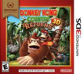 3DS 任天堂精選:大金剛再起 3D(美版代購)