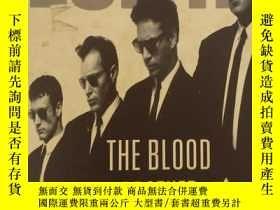 二手書博民逛書店血親兄弟罕見the blood brother(英文原版小說)
