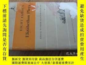 二手書博民逛書店eight罕見famous elizabethan playsY