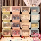 2個裝 衣物收納箱加厚家用整理箱盒子收納架收納筐【匯美優品】
