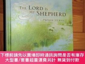 二手書博民逛書店The罕見Lord Is My Shepherd Promise... 【詳見圖】Y255351 Ellie