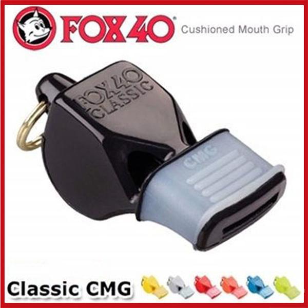 FOX 40 CMG改良式高音哨有護嘴 單支 9603系列【AH08001】i99愛買小舖
