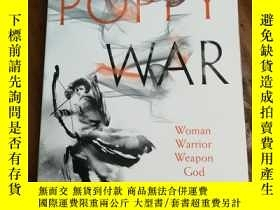 二手書博民逛書店The罕見Poppy WarY12800 R.F. Kuang