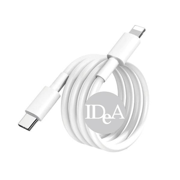 IDEA Apple USB-C 對 Lightning iOS14 1M傳輸充電線 Type-C Lightning 線 iPhone12 快充線