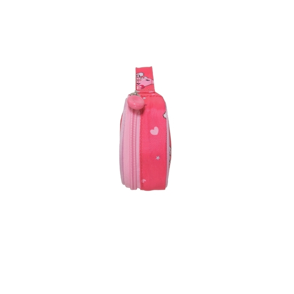 【橘子包包館】IMPACT 怡寶 筆袋 怡寶筆袋-粉紅熊-粉紅色 IM00L07PK