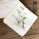 蘇繡DIY刺繡 手帕套件初學者
