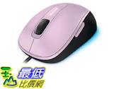 [美國直購] Microsoft Comfort Mouse 4500 - Strawberry