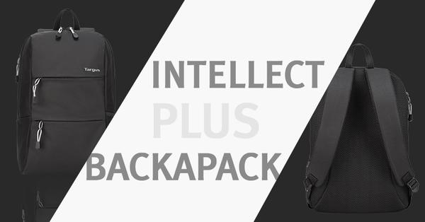 【Targus】15.6吋 Intellect智能輕量後背包-黑 TSB967GL