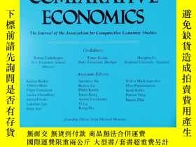 二手書博民逛書店Journal罕見of comparative economics 2020年3月 英文版Y42402