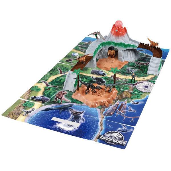 多美動物園ANIA 侏儸紀世界電影場景遊戲組 (TAKARA TOMY) 11331