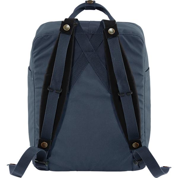 【Fjallraven北極狐】Kanken Classic背包專用減壓肩墊2019款-黑550(FR23505)